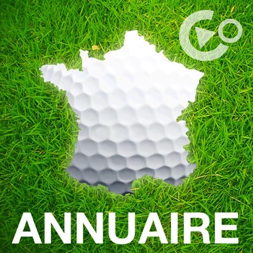 PlayCoach™ Golf Annuaire des Golfs de France