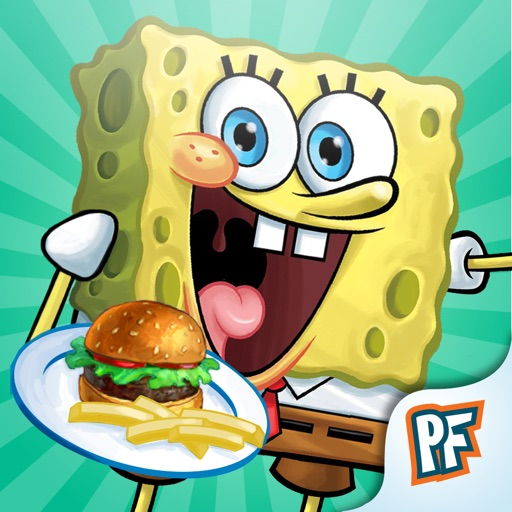 SpongeBob Diner Dash Deluxe icon
