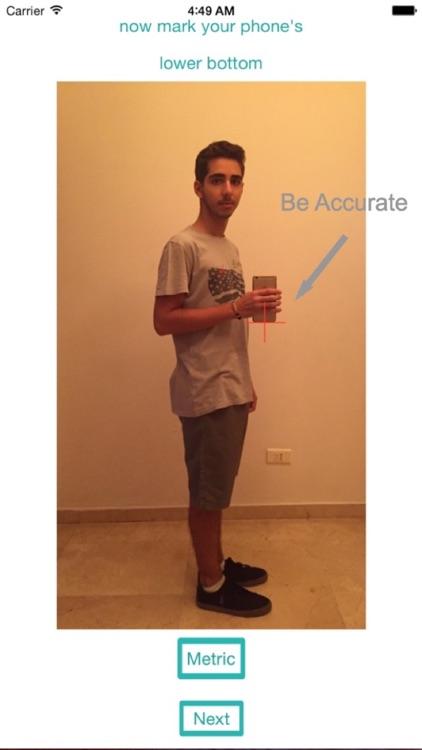 Selfie Measure