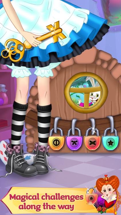 Messy Alice Challenge - Adventures in Wonderland screenshot-4