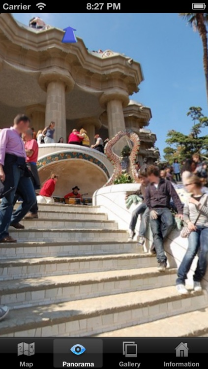 Park Güell Tour screenshot-1
