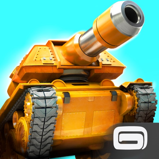 Tank Battles - Explosive Fun! iOS Hack Android Mod