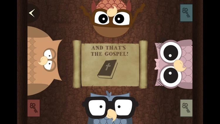 Owlegories: The Sun - A Gospel-Centered, Bible-Based Storybook for Kids screenshot-4
