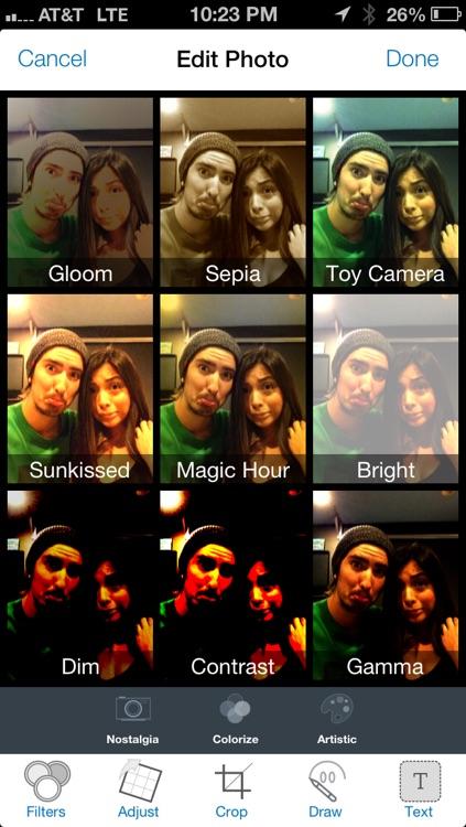 Blinkcam - Take photos by blinking