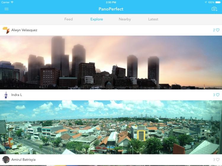 PanoPerfect for iPad