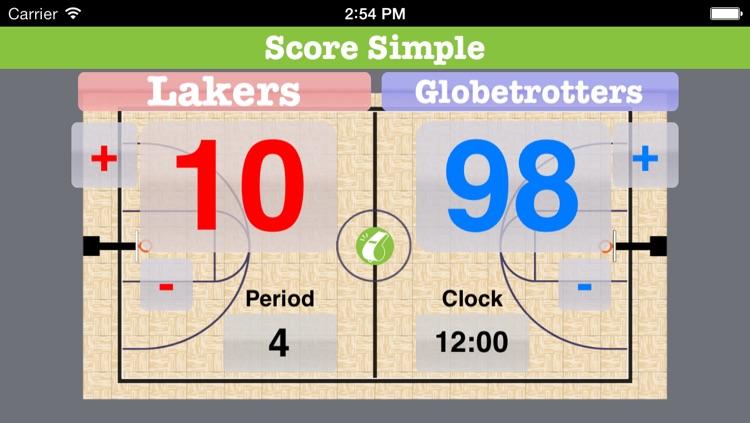 Score Simple
