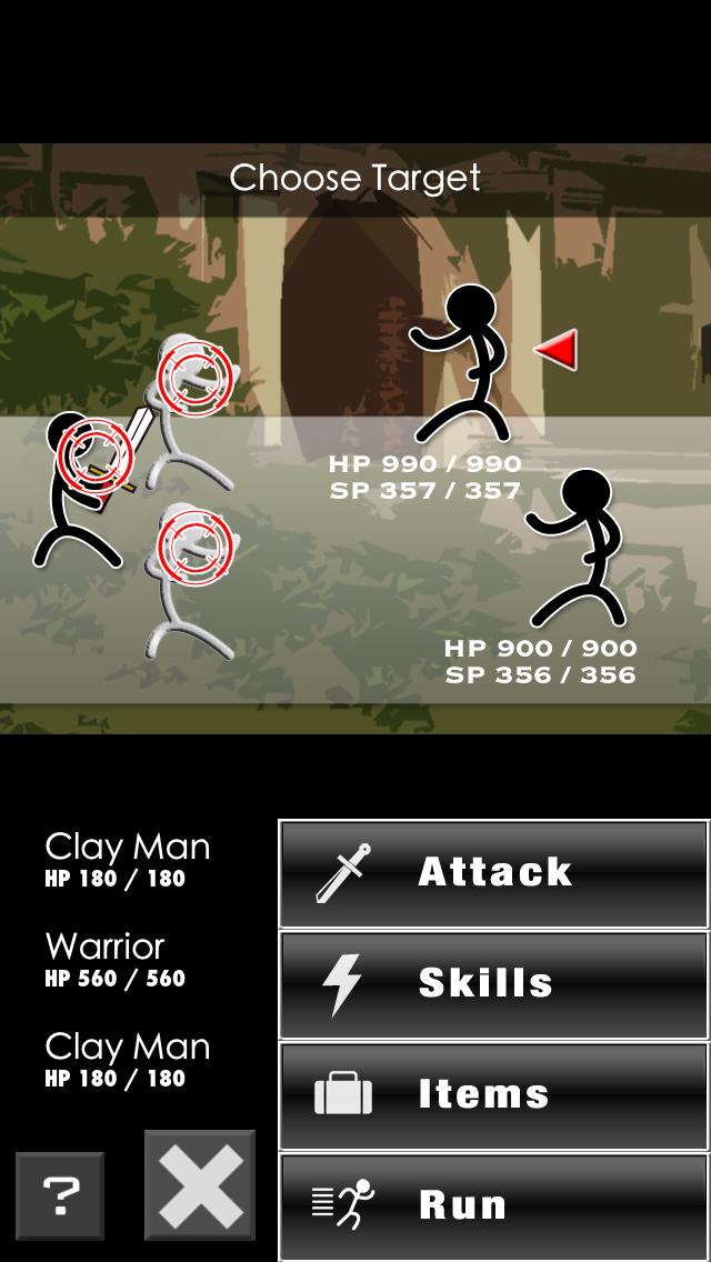 点击获取Stickman RPG III
