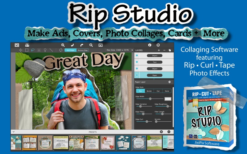 Rip Studio review screenshots