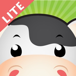 ABC Moo - Endless learning games for kids. Play and teach numbers,count 123,shapes,tell time. Develop toddler preschooler cognitive skills. Lumosity Einstein brain trainer puzzles build imagination.