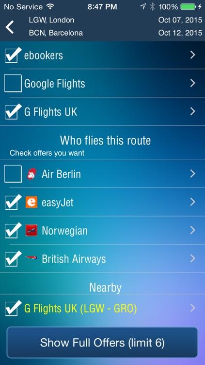 Gatwick Airport Pro (LGW) Flight Tracker Radar all London airports screenshot-3