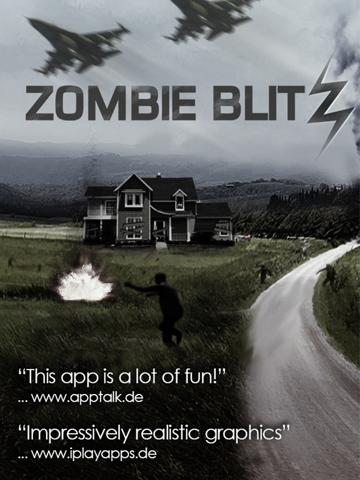 Zombie Blitzのおすすめ画像1