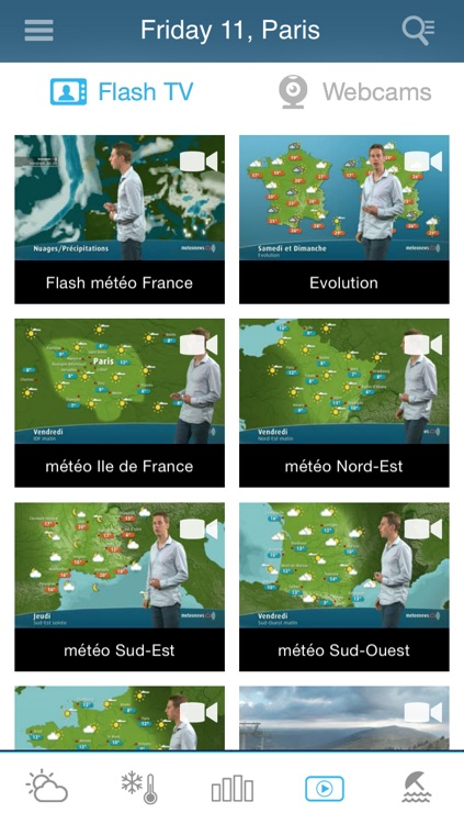 Weather for France Pro screenshot-3