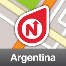 NLife Argentina Premium - Offline GPS Navigation & Maps