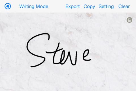 My Signature screenshot 1