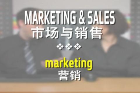 Скриншот из 商业英语课程 (BUSINESS ENGLISH for Chinese speakers) (56ENGBUSvim)