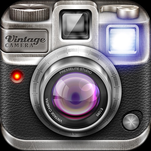 Vintage Camera Pro for iPad