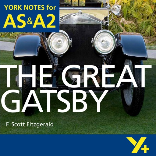 The Great Gatsby York Notes AS and A2