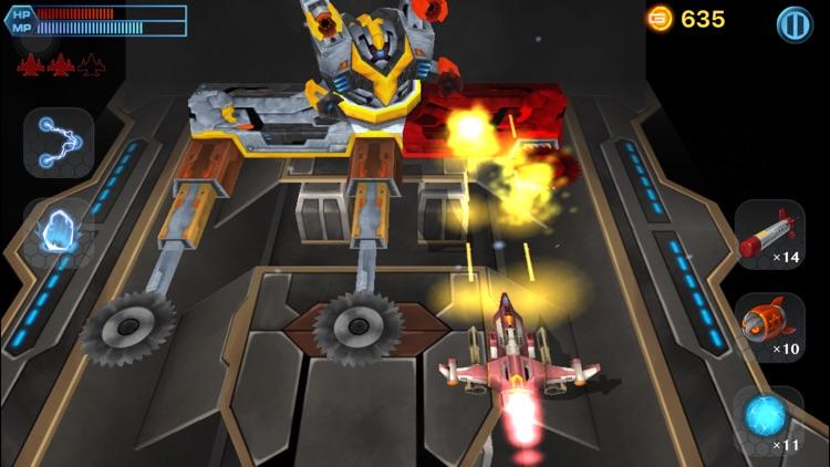 Space Pursuit screenshot-4
