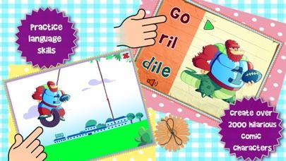 אנגלית לילדים- חיות וחיוכים לילדי הגן והכיתות הנמוכות Screenshot 4