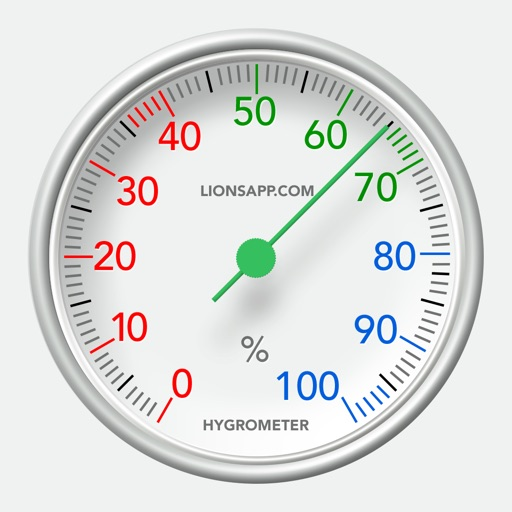 Hygromètre - Vérifier l'humidité