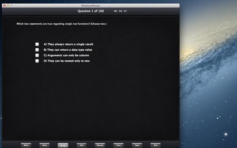 Database Design screenshot 2