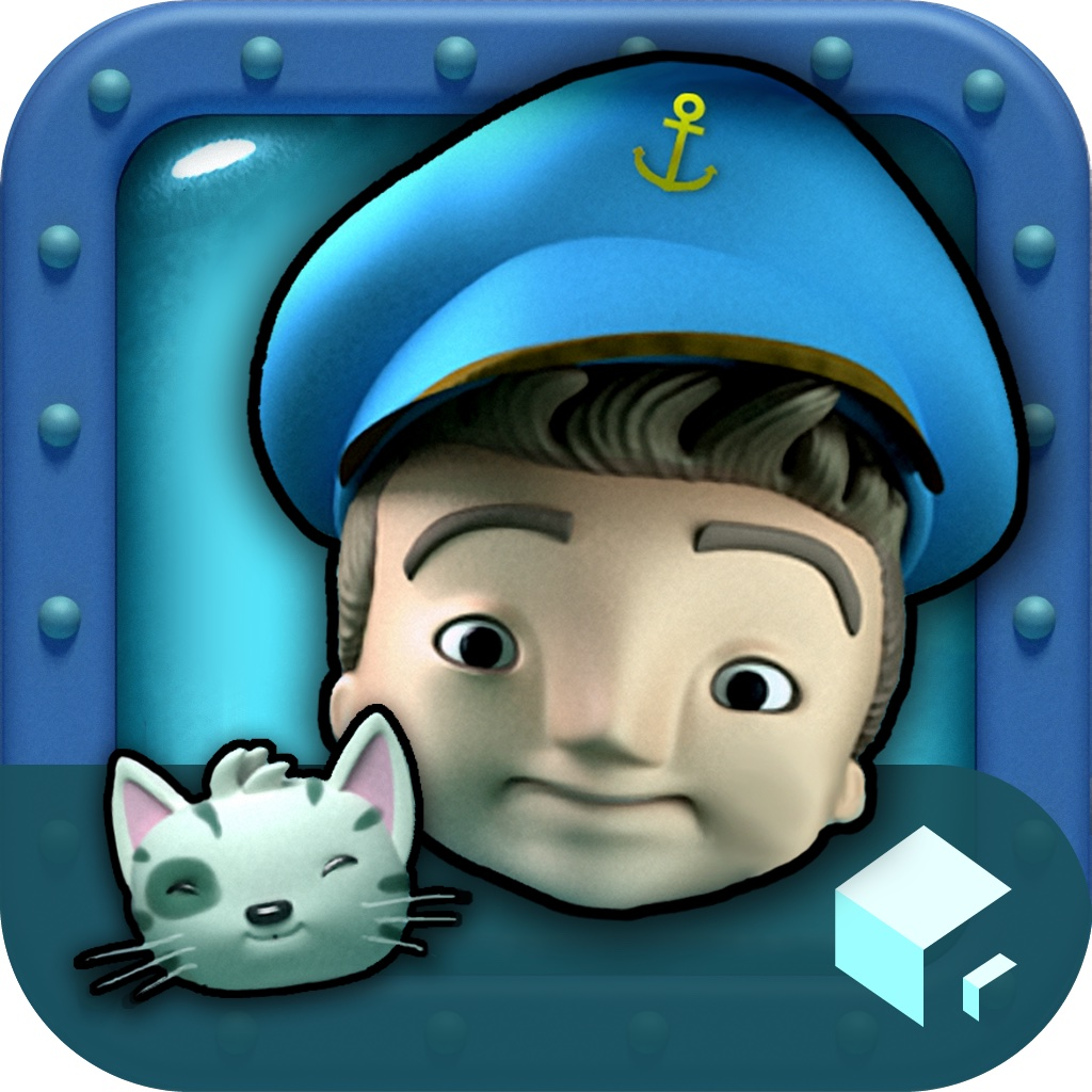 Scott's Submarine - Interactive storybook. An educational adventure under the sea icon