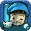 スコットの潜水艦-お子様向けインタラクティブブック。海底で教育アドベンチャー iPhone / iPad
