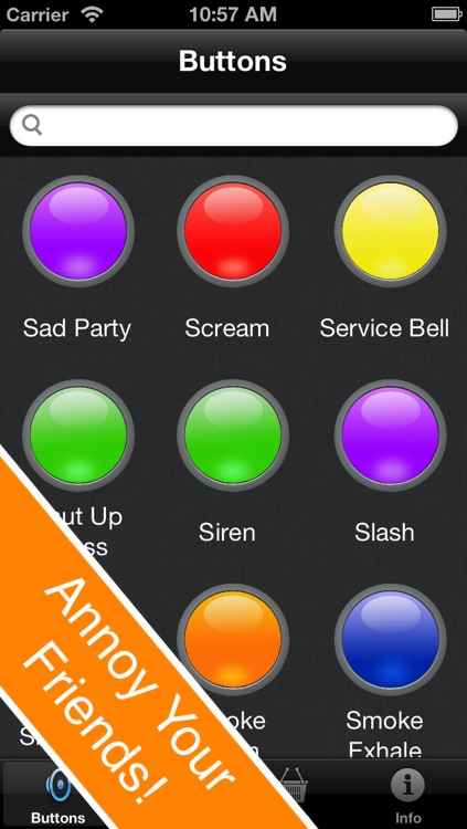 Instant Sound Effects Buttons FREE by Donald Nguyen