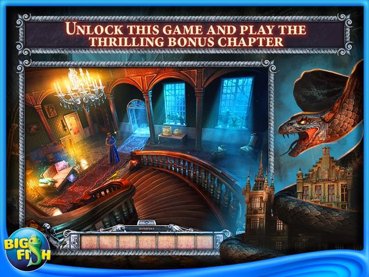 House of 1000 Doors: Serpent Flame HD - A Hidden Object Adventure screenshot-3
