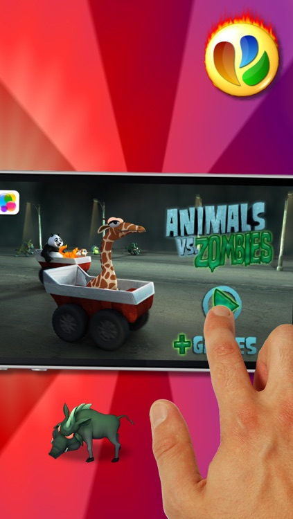 Animals vs. Zombies screenshot-4