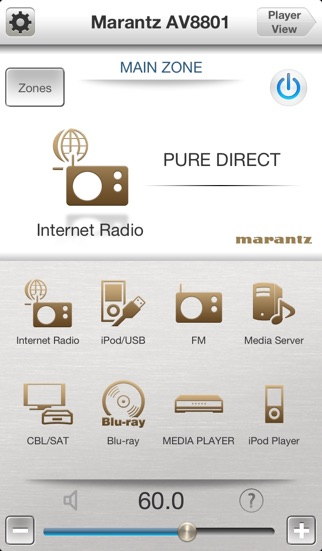 Marantz Remote App by D&M Holdings (iOS, United States) - SearchMan