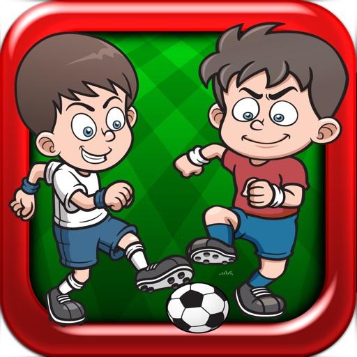 Soccer Champion Attack Game - Field Kicker Games