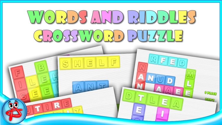 Words and Riddles: Crossword Puzzle