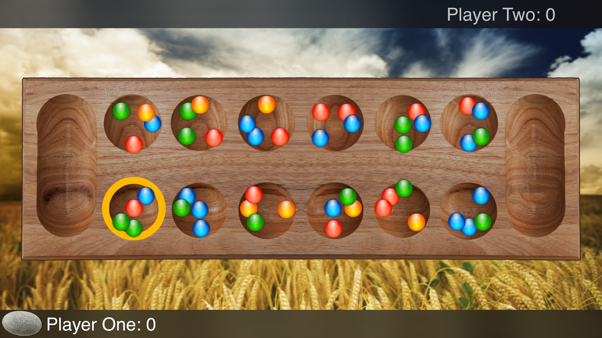 Mancala HD screenshot 11