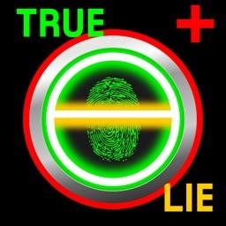 Lie Detector Fingerprint Touch Scanner - Truth or Lying Test HD +
