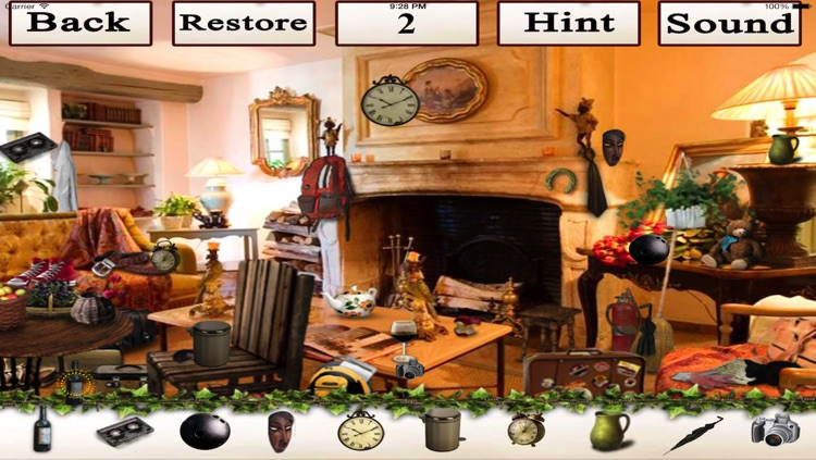 Hidden Objects!!!!! screenshot-4