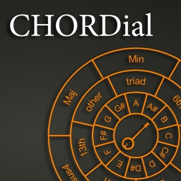 CHORDial - Multi Instrument Chord Dictionary