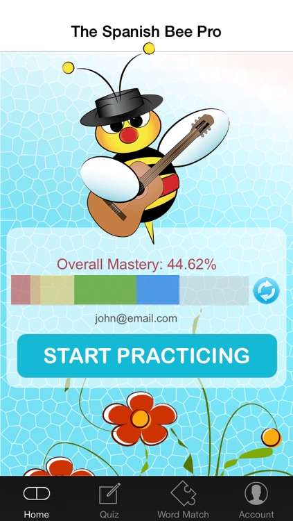 The Spanish Bee - Learn Spanish Grammar and Practice