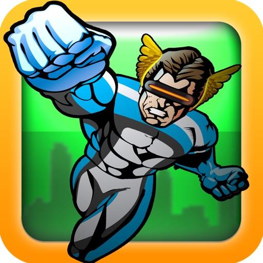 A Superhero Action Man Runner : Escape the Super Villains! - Full Version