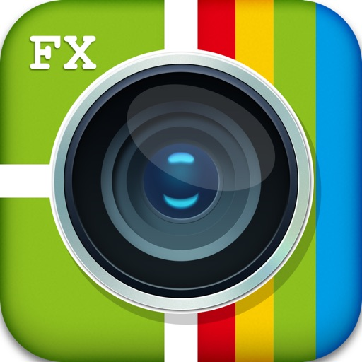 Instant Photo Image Filter FX
