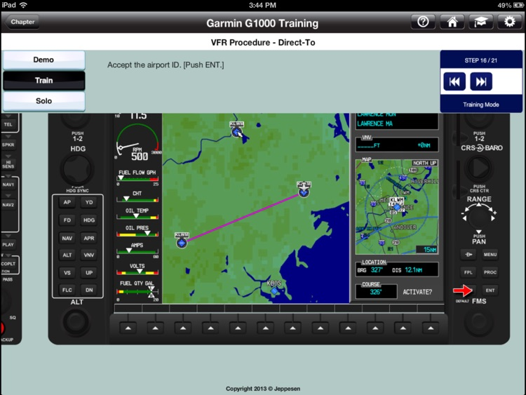 Garmin G1000 Training Bundle screenshot-3