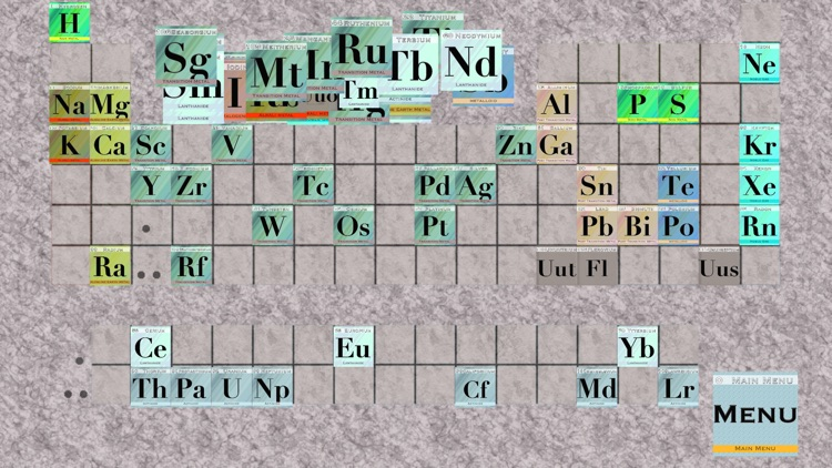 Elements periodic table order quiz by appgorithm llc elements periodic table order quiz urtaz Images