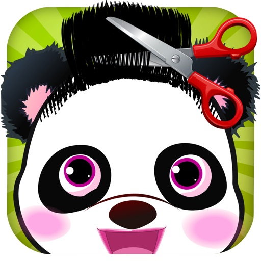 Panda & Penguin Hair Salon