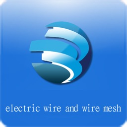 electric wire and wire mesh