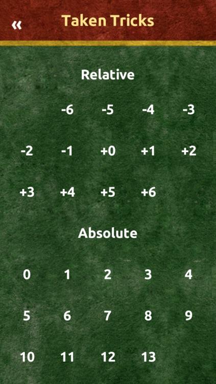 Duplicate Bridge IMP Scorer screenshot-3