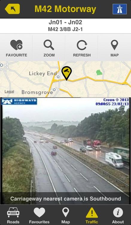JamCam Traffic Info & Live Cameras screenshot-4