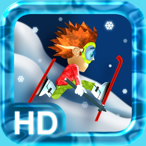 A Ski Holiday - The Ultimate Safari Race Free HD