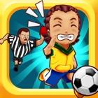足球酷跑 2014 - 疯狂快跑免費单机游戏 - 巴西 icon