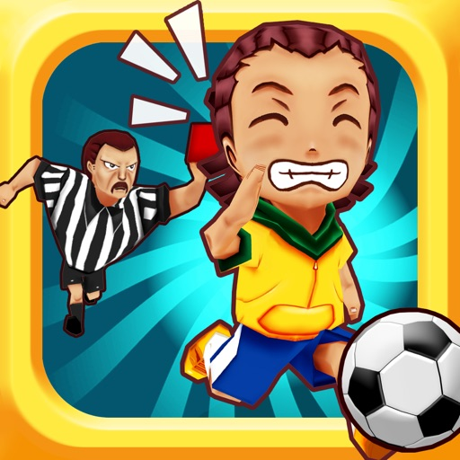 Football Rush 2014: Brazil Dash! Free Infinite Runner