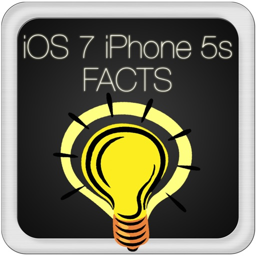 Facts,Tips and Tricks for iOS 7 and iPhone 5s iOS App